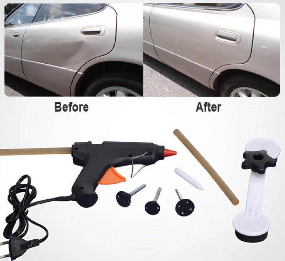 Image result for car dent repair kit
