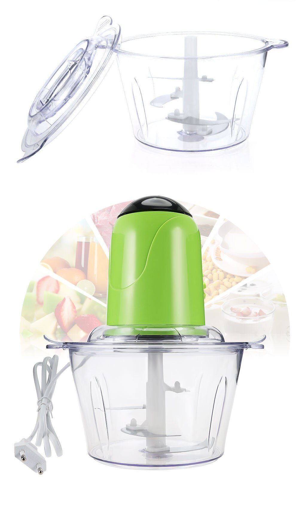 Image result for electric food chopper